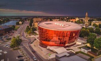 'Lielais dzintars' otro jubileju svinēs ar Berlīnes filharmoniķu okteta koncertu