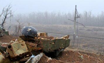 'Delfi' Ukrainā: No Rīgas līdz Doņeckas frontes dubļainajiem ierakumiem