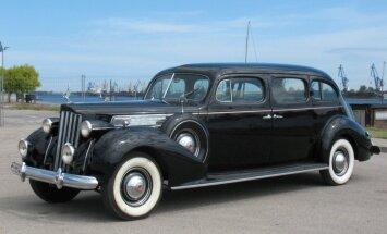 Pērn Latvijā reģistrētie zīmīgākie vēsturiskie auto