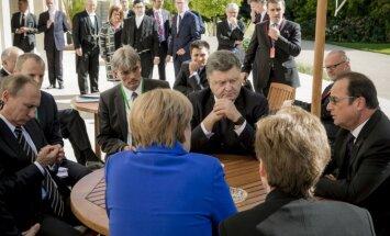 """Берлин подтвердил участие Путина в """"нормандских переговорах"""""""
