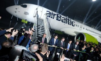 'Airbus' prioritarizēs 'CSeries' lidmašīnu pārdošanu