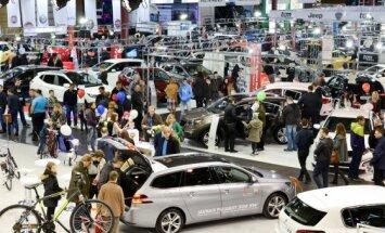 Aprīlī Ķīpsalā notiks Baltijā lielākā autoindustrijas izstāde 'Auto 2015'