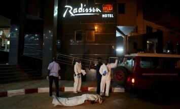 Mali teroraktā gājuši bojā seši Krievijas pilsoņi