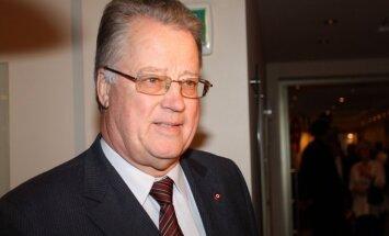 Улманис: у Берзиньша не было причин не идти на второй срок, кроме личного пессимизма