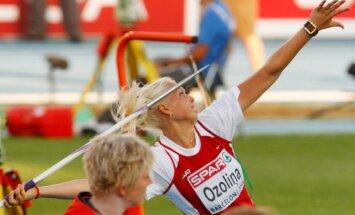 Озолиня-Коваля и Паламейка пробились в финал чемпионата Европы