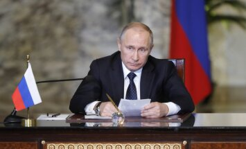 Путин окончательно одобрил: российские спортсмены выступят в Пхенчхане не под своим флагом