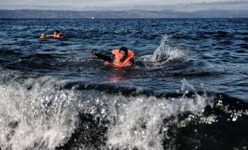 Vidusjūrā šonedēļ varētu būt noslīkuši 700 migranti