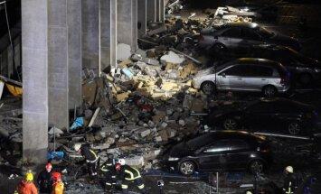 Sagruvušās 'Maxima' ēkas pamati bija droši, Zolitūdes tragēdijas krimināllietā atzīst eksperts