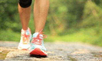 Доказано учеными: ходьба сжигает жир не хуже бега
