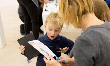 Laikmetīgās mākslas centrā 'kim?' gaidāma bērnu un jauniešu diena