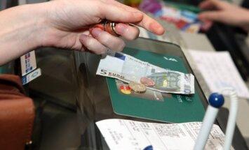 Deflācijas risks eirozonā ir ierobežots, norāda ECB