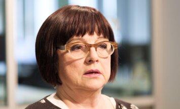 Литовский министр: Байба Рубеса должна покинуть пост главы RB Rail