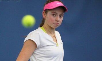 Ostapenko nepārvar sava pirmā 'Grand Slam' turnīra kvalifikāciju