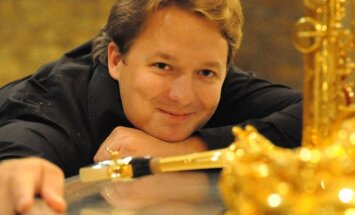 Festivālā 'Saxophonia' spēlēs franču saksofonmūzikas zvaigzne Aleksandrs Duazī