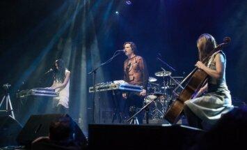 'Gas of Latvija' un 'Manta' aicina koncertiem kinoteātrī