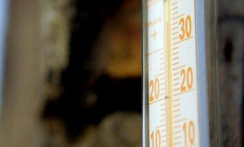 В этом году рекорды тепла в Латвии не были побиты только в феврале и марте