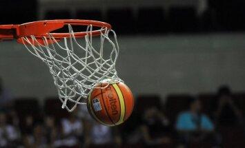 Latvijas U-16 izlase pārbaudes spēlē sagrauj Gruzijas basketbolistus