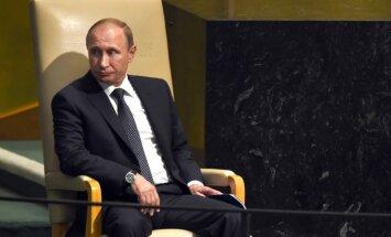 Putins apšauba Baltijas valstu aiziešanas no PSRS energosistēmas ekonomisko lietderību