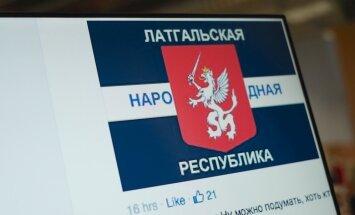 DP identificējusi personas, kas saistītas ar internetā izplatīto 'Latgales tautas republikas' attēlu