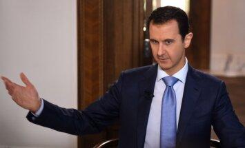 Uzvara Alepo būtu milzīgs solis pretī kara beigām, uzskata Asads