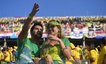 ФОТО: В Бразилии открылся 20-й чемпионат мира по футболу