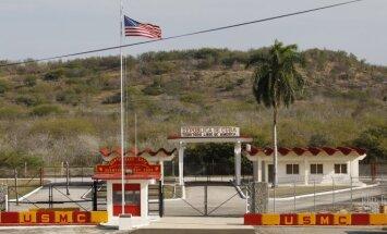 ASV pārvedušas deviņus Gvantanamo ieslodzītos uz Saūda Arābiju