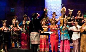 Par Trešā Starptautiskā Baltijas jūras koru konkursa Grand Prix sacentīsies pieci kori