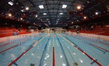 Latvijas peldēšanas čempionāta noslēdzošā diena iesākas ar jaunu rekordu