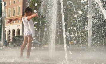 Шесть советов медиков, как позаботиться о своем здоровье в жаркую погоду