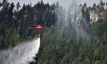 Латвия может купить многофункциональные вертолеты