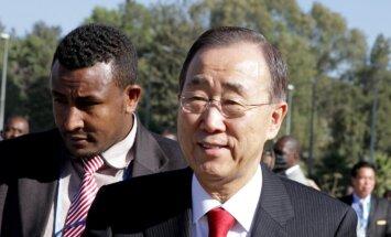 ANO ģenerālsekretārs aicina nekavējoties pārtraukt cīņas MH17 katastrofas vietā