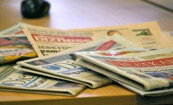 Latvija pasaules preses brīvības indeksā pakāpjas par deviņām pozīcijām