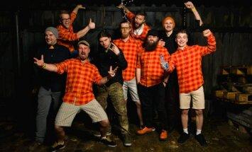 Noklausies! 'Oranžās brīvdienas' laiž tautās jaunāko dziesmu 'Gārņi un šakāļi'