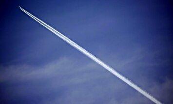 Latvijas tuvumā pamanīta kārtējā Krievijas militārā lidmašīna