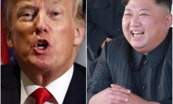 """От """"человека-ракеты до маразматика""""— как ругались Дональд Трамп с Ким Чен Ыном"""