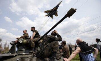 Ukrainas drošības dienests izsaka pēdējo brīdinājumu separātistiem