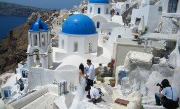 Ceļojuma stāsts: Četras draiskules dodas iekarot Grieķijas salas