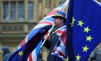 """Британия представила окончательные предложения по """"брекситу"""""""