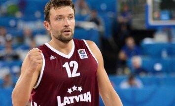 Janičenoks atzīts par Latvijas labāko basketbolistu līdzjutēju balsojumā