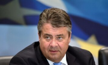 Vācijas vicekanclers neredz iespēju, ka Turciju pievienotos ES viņa politiskās karjeras laikā