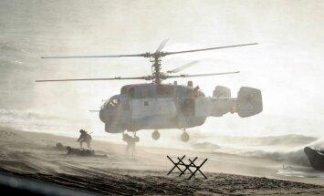 Saņemts Krievijas uzaicinājums novērot Krievijas un Baltkrievijas mācības 'Zapad'