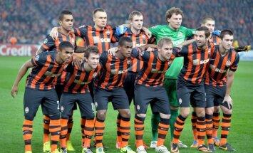 Ukrainas futbola klubs Doņeckas 'Šahtar' mājas spēles aizvadīs Ļvivā