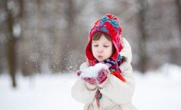 Sinoptiķi prognozē sniegotu ziemu