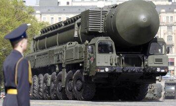 Krievija sola reaģēt uz ASV kodolbruņojuma iespējamo palielināšanu Vācijā