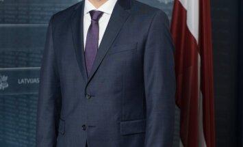Криевиньш отказался комментировать информацию, что ему предложили стать генсеком Сейма