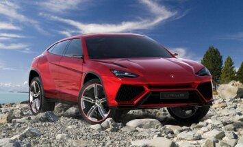 'Lamborghini' apvidnieks būšot 'Ziemassvētku dāvana'