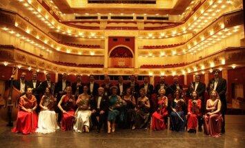 В Риге состоится концерт Венского Филармонического Штраус-оркестра