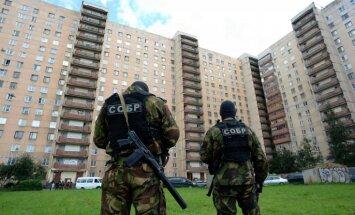 Drošības operācijā pret Ziemeļkaukāza kaujiniekiem Sanktpēterburgā divi nogalinātie