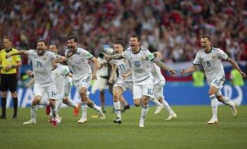 Сборная России по пенальти обыграла Испанию и вышла в четвертьфинал домашнего ЧМ-2018