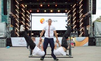 Rīgā risināsies noslēdzošais sportistu atbalsta pasākums 'Enerģiju olimpiešiem'